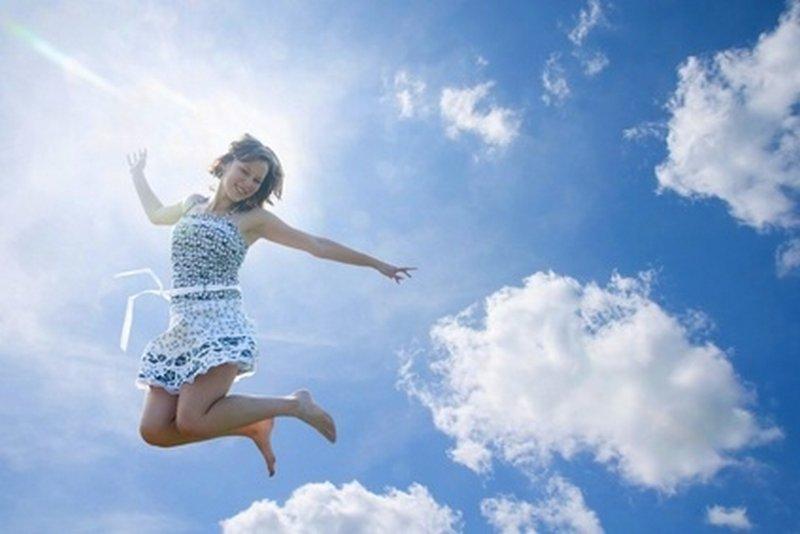 Der Traum vom Fliegen wird bei Phantasiereisen wahr!